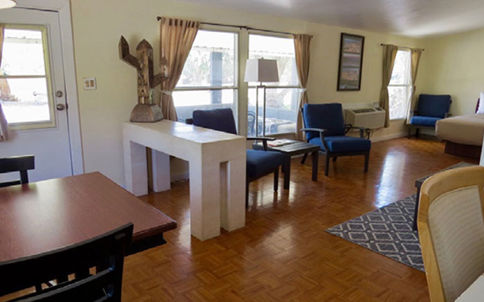 Reserve your vacation rental at Shoshone Village.