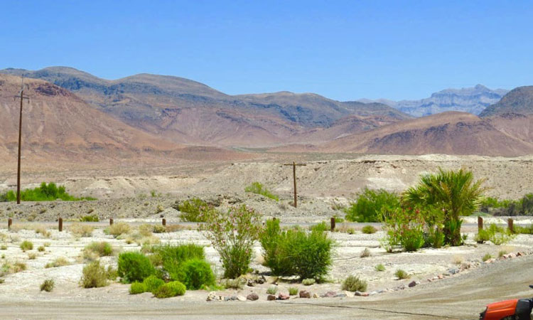 Shoshone Vacation Rentals view