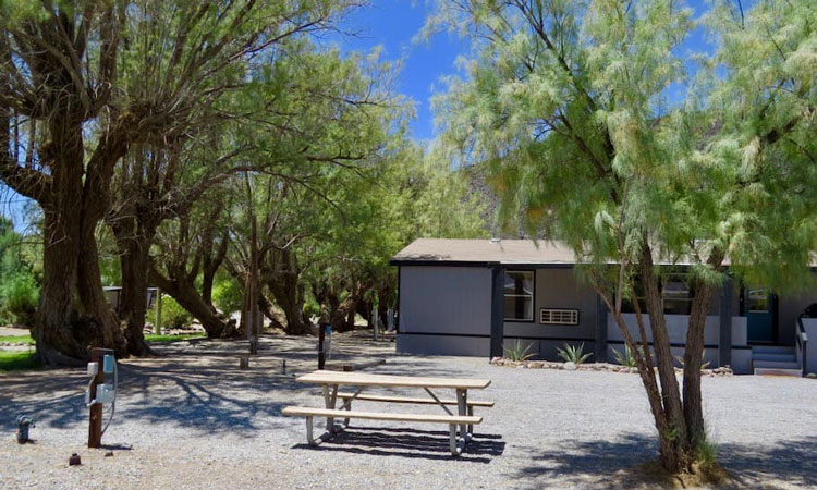 Shoshone Campground and RV Park