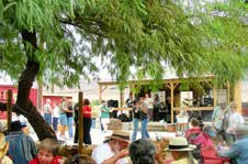 Shoshone Village events.