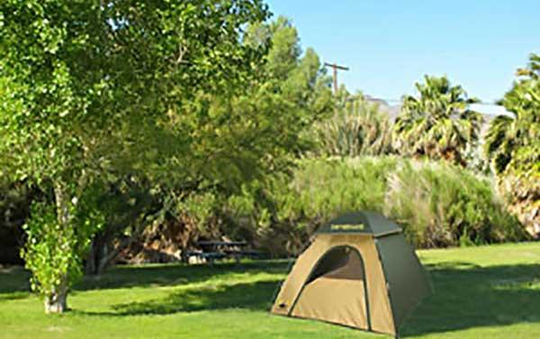 Shoshone Campground