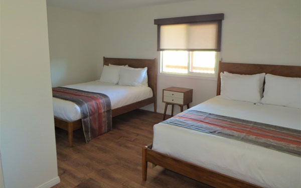 Shoshone Vacation Rentals Bedroom